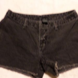 No boundaries low rise Jean short